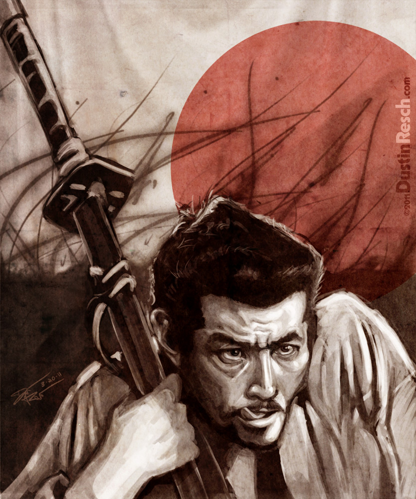 Toshiro Mifune - Images Wallpaper